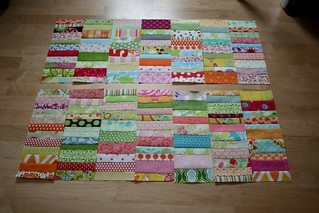 lots of string blocks | by crazymomquilts