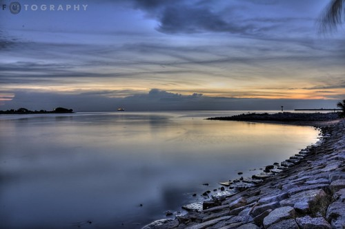 Sunset @ Strait of Malacca | by f r e d 001