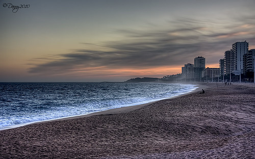 La playa en invierno | by dh27