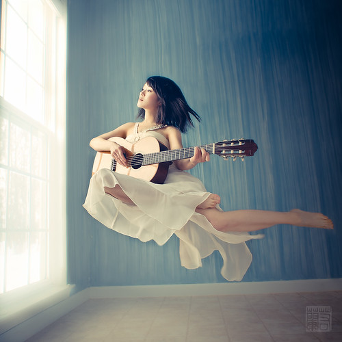 Floating melody | by Ruolan Han Photography