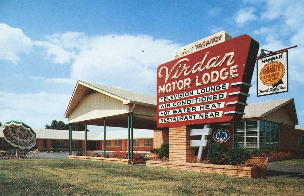 Virdan Motor Lodge - Danville, Virginia