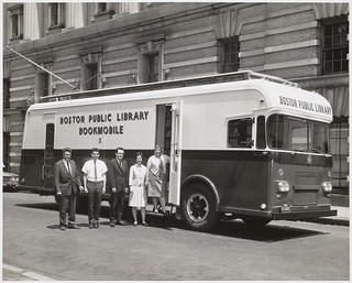 Boston Public Library bookmobile | by Boston Public Library