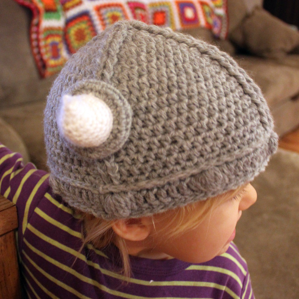 Viking Hat Crochet Pattern Blogged Easymakesmehappys Flickr