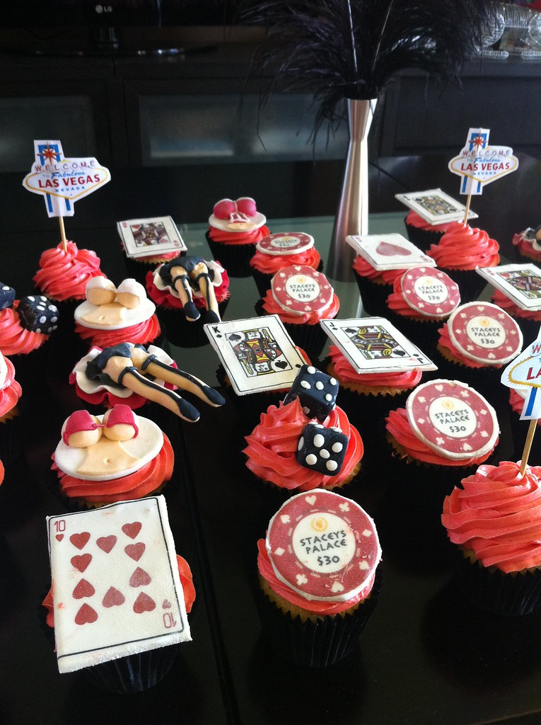 Las Vegas Cupcakes Courtenay Atwell Flickr