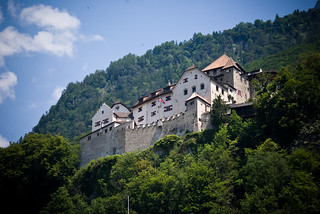 Castle Vaduz | by vauvau