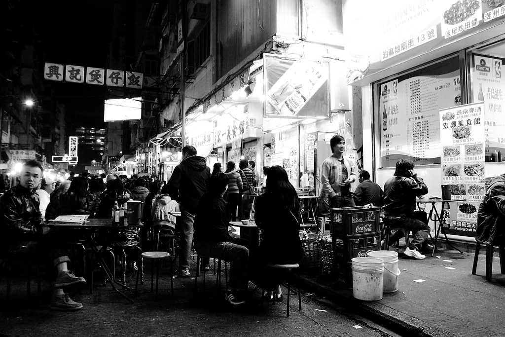 Temple Street Night Market - Hing Kee Restaurant