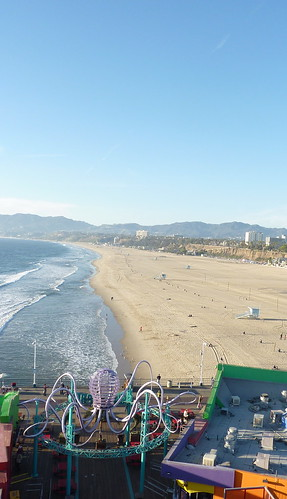 View from the Pacific Wheel | by K.ristin
