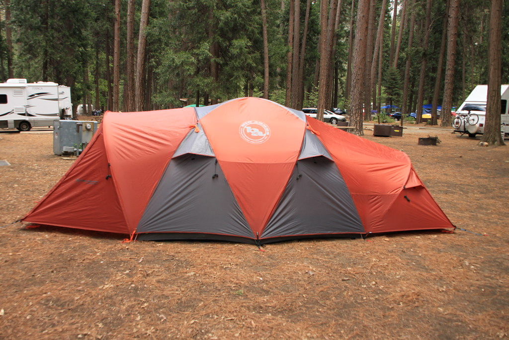 ... Big Agnes Flying Diamond 8 | by ScottD75 & Big Agnes Flying Diamond 8 | North Pines CG #319 | ScottD75 | Flickr