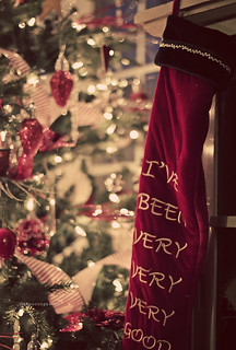 the stockings were hung 358/365 | by jan@ShinePhotoDesign