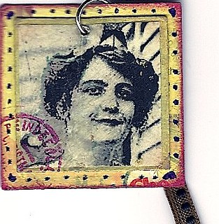 THATCamp Suffrage Collage Pendant | by pennylrichardsca