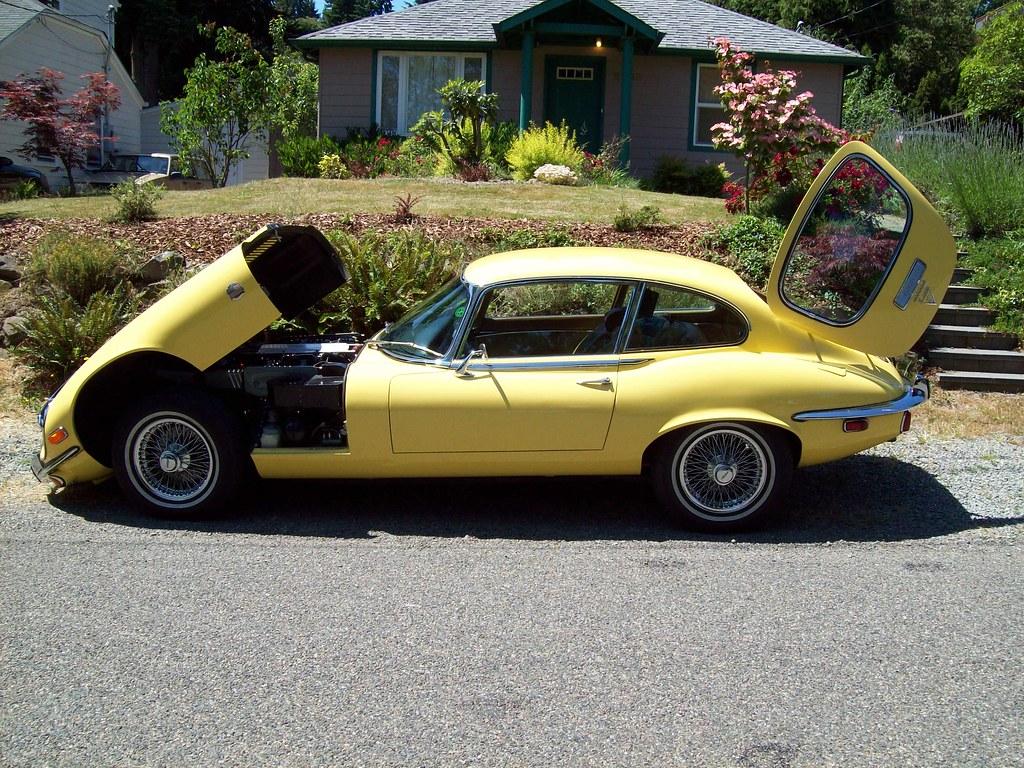 Jaguar Jaguar Repair Vintage Jaguar Classic Car Repa Flickr