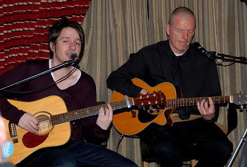 Alistair Griffin Secret Gig | by Chapters Hotel & Restaurant
