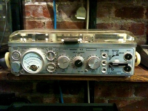 Nagra Tape Recorder | by oliverchesler