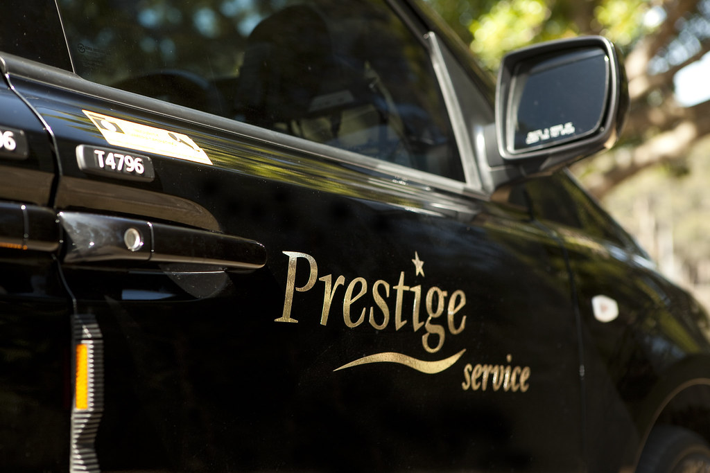 ... Prestige Brand On Taxiu0027s Door | By Premier Cabs   Sydney Taxi Service