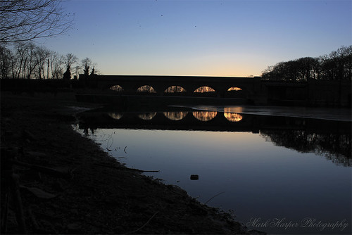 Swithland Reservoir  Train Bridge 2 | by MARK HARPER PHOTOGRAPHY