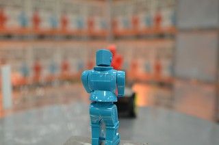 Toy Robot POV | by Hugger Industries