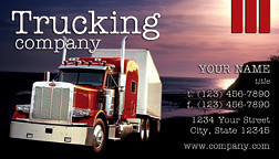 Trucking business card flickr colourmoves