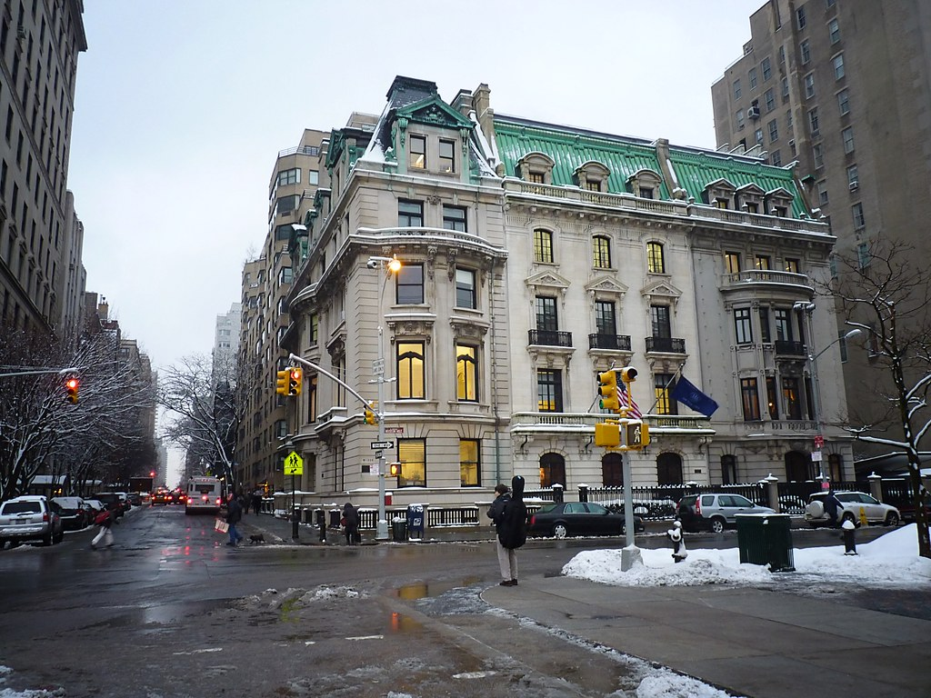 ... Upper East Side, New York City 600   by Vivienne Gucwa