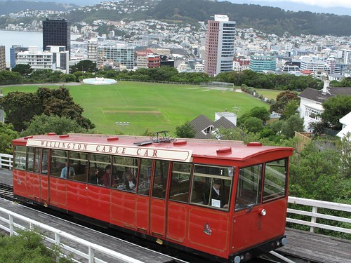 Wellington Cable Car: This Historic Cable Car Began