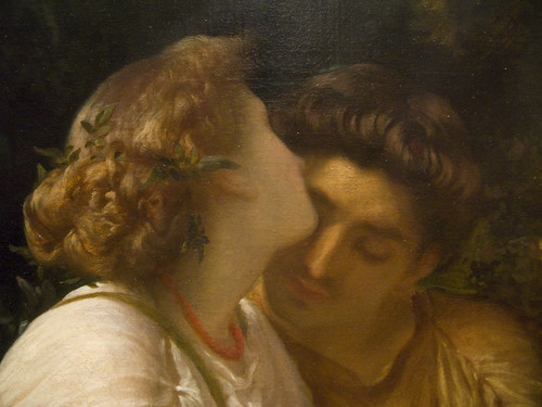 Lord Leighton (detail) | by Martin Beek