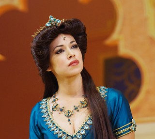 Jasmine From Aladdin The Musical Spectacular at Disney California Adventure Explore | by Kent Freeman (Off Line)