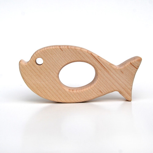 Little fish teething toy little sapling toys flickr for Little fish toys