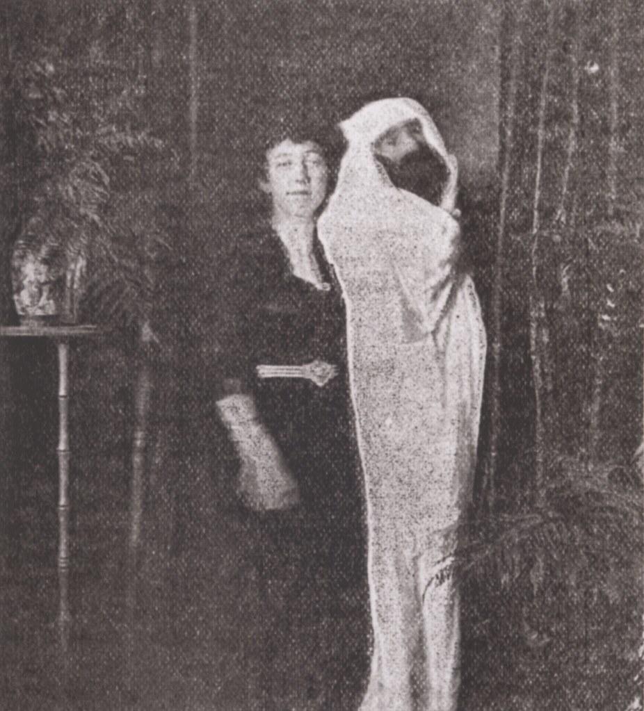 ... Medium - Spirit Photograph 1894 | by Gargantuan Sound