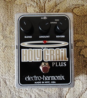 EHX Holy Grail Plus Reverb | by Indefinition
