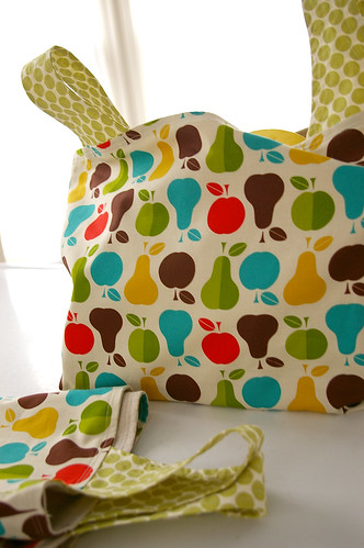 Keyka Lou's Grocery Bag | by During Quiet Time (Amy)