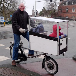 popemobile bike amsterdam 2 | by henry in a'dam