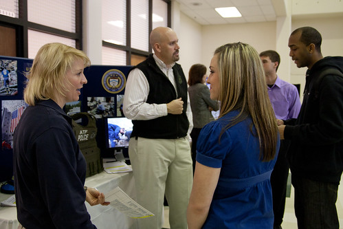 Career Day 2011 | by UT-Chattanooga