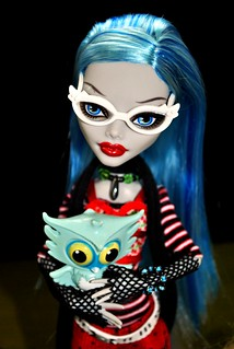 Ghoulia | by --Jessi--