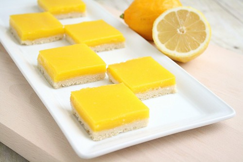 Lemon Bars | by Tracey's Culinary Adventures