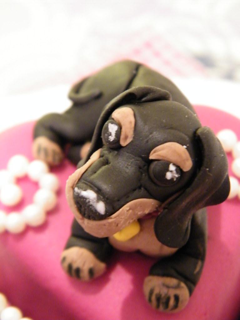 Mini Heart Birthday Cakes Sausagedog Julia Delbos Flickr