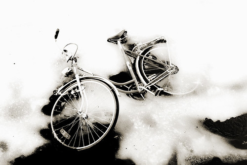Bicycle over Continents | by Pierre Pocs