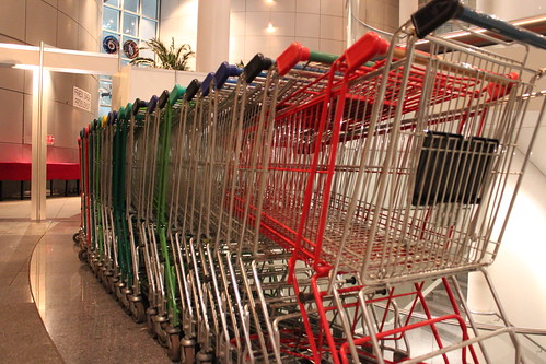 Shopping Cart Colours | by sunchild123