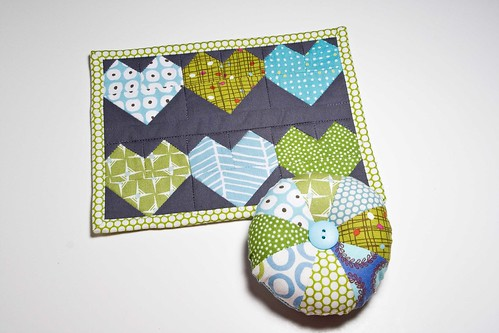 Mug Rug for quilthappie | by VeronicaMade