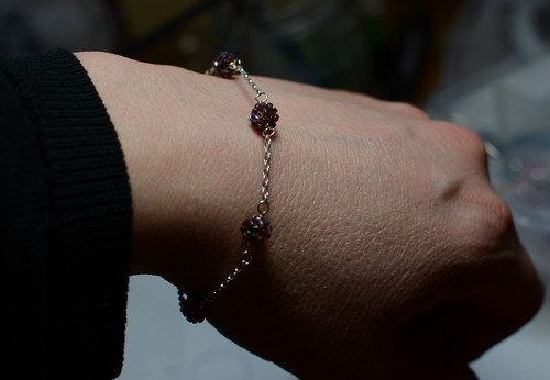 Vineyard delica bracelet | by dottycookie