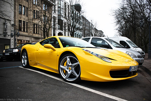 Ein 458. | by Mitch Wilschut | Photography