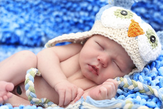 newborn photos boy | by michelegravesphotography