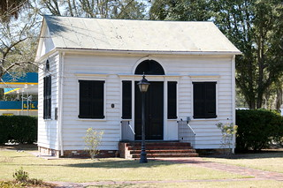 Walterboro Library Society Building (Little Library) | by kecheeks803