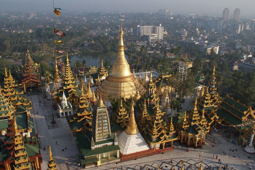 Shwe Dagon Pagoda 0006