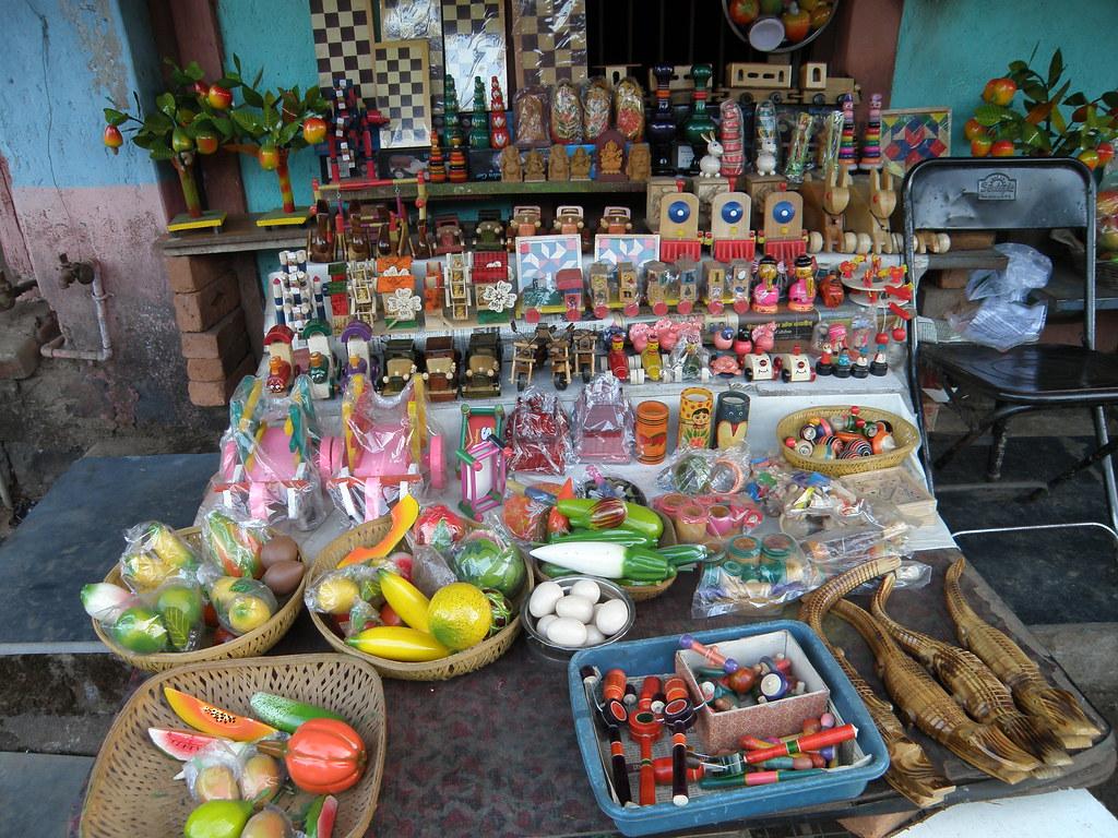 Wooden Toys Sawantwadi Vaibhav Desai Flickr