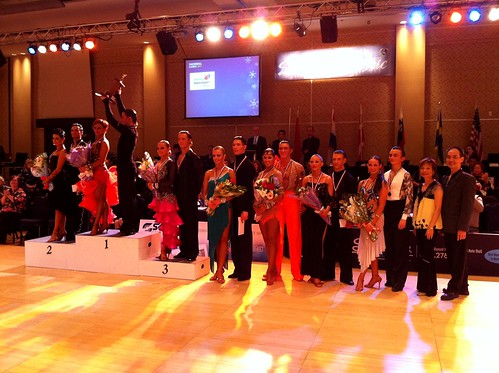IDSF International Open Latin 2011 | by SnowBall Classic