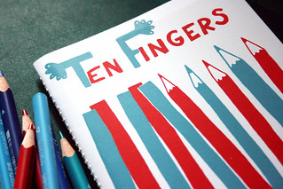 ten fingers issue #2 | by hellojenuine.
