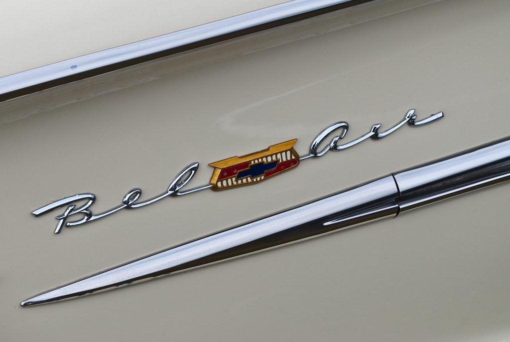 Chevy Bel Air Emblem 1 Douglas Elsberry Flickr
