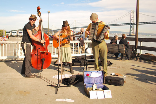 Ferry Building Musicians | by phrenologist