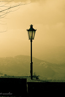 Street lamp | by massimiliano m.