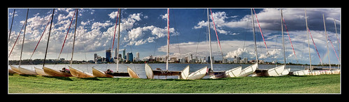 South Perth WA - (HDR Panorama) | by Nicholas Woods