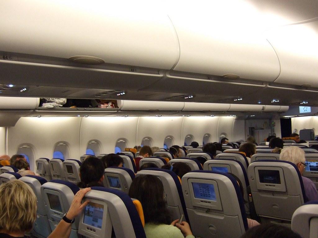 Lufthansa A380 Interior | By Chinaoffseason Lufthansa A380 Interior | By  Chinaoffseason